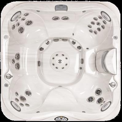 Гидромассажная ванная Jacuzzi Premium J-385
