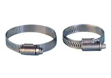 Хомут из нерж. стали Gemas, для шланга D=38 мм, 1 1/2″