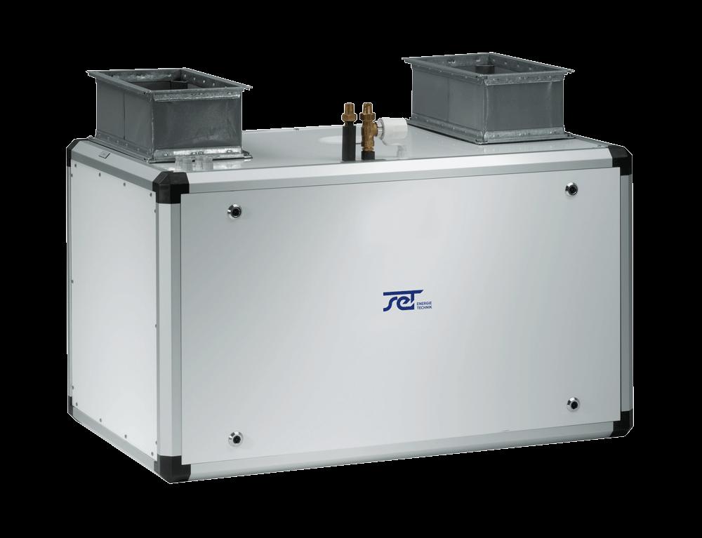 Канальный осушитель воздуха 4601 U, 1200 м3/ч, 400 В, 4.8 кВт