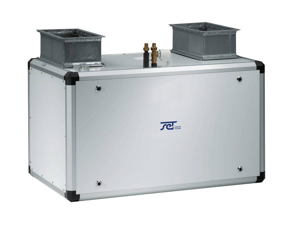 Канальный осушитель воздуха 6601 U, 1400 м3/ч, 400 В, 7.1 кВт
