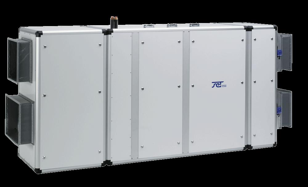 Канальный осушитель воздуха 6602 AF, 1600 м3/ч, 400 В, 6.4 кВт