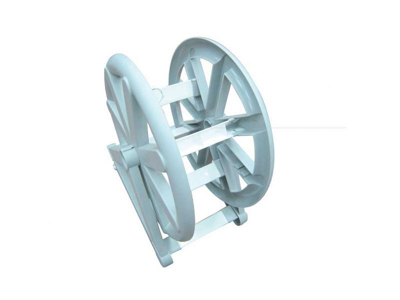 Катушка из ABS пластика для шланга D=38 мм (до 15м)