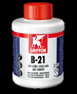Клей Griffon для ABS ПЛАСТИКА B-21 0,5 л