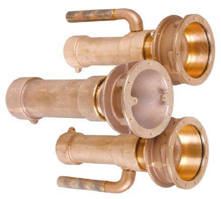 Комплект гидромассажа FitStar Combi-Whirl, 2 стеновые форсунки, 2,6 кВт, 230/400 В