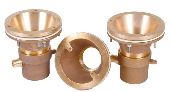 Комплект гидромассажа FitStar Combi-Whirl для готового бассейна, 2 стеновые форсунки, 2,6 кВт, 230/400 В