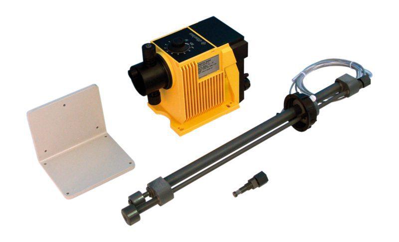 Комплект оборудования для дозации коагулянта