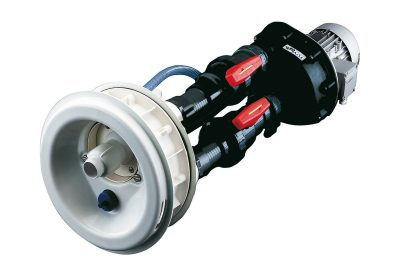 Комплект устройства противотечения Ocean Jetstream, 2,5 кВт, 440 В, 47 м3/ч
