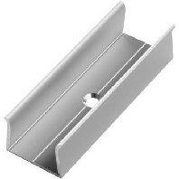 Крепежный комплект для ленты AQUALUC CURVE 18,5х10 мм, 10 штКрепежный комплект для ленты AQUALUC CURVE MINI 13,5х6 мм, 10 шт