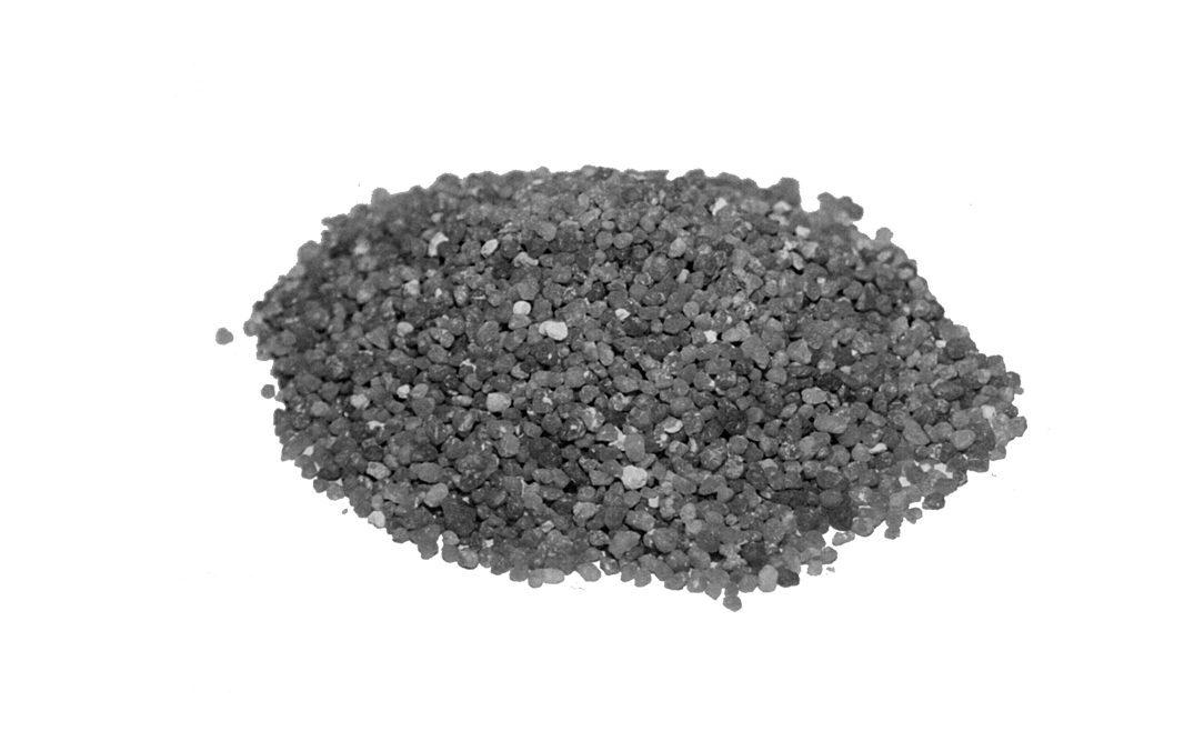 Кварцевый щебень, 2,0 — 3,15 мм, 25 кг