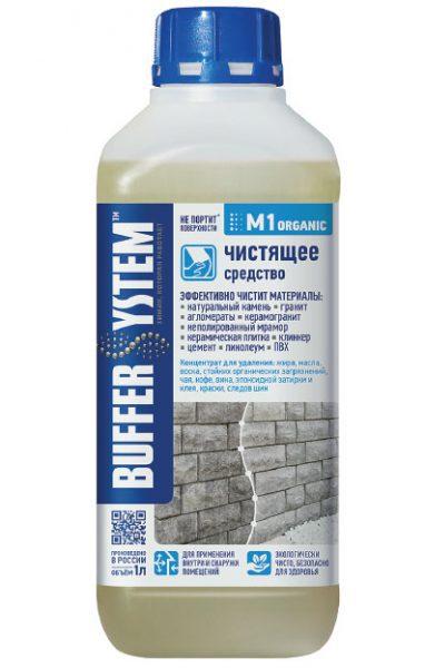 M1 Organic, чистящее средство 1л