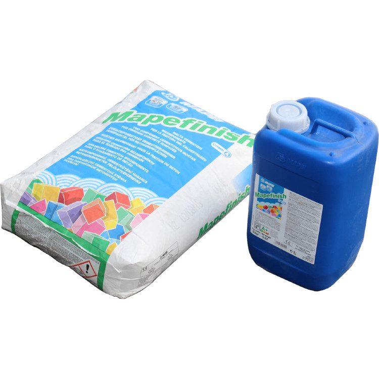 MAPEFINISH, (комп. A+B), состав д/финишной отделки бетонных поверхностей, 30 кг (24+6)