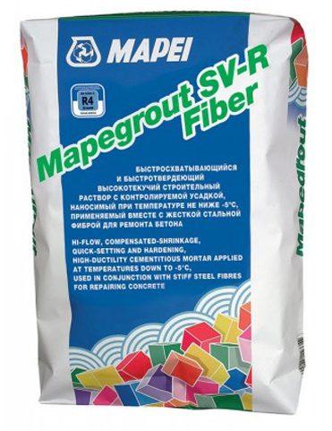 MAPEGROUT SV R Fiber, быстрый р-р д/ремонта бетона, без фибры, 25 кг