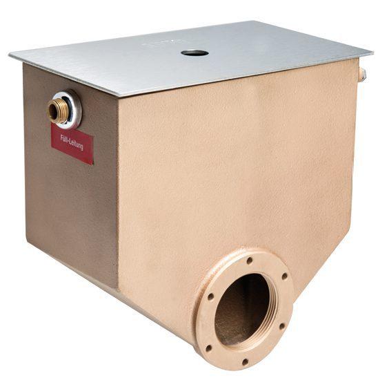 Механический клапан для устройства поддержания уровня воды Hugo Lahme AllFit