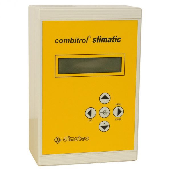 МФУ управ. фильтрацией и обратной промывкой Combitrol SLIMATIC, для клап. 1/2″-2″