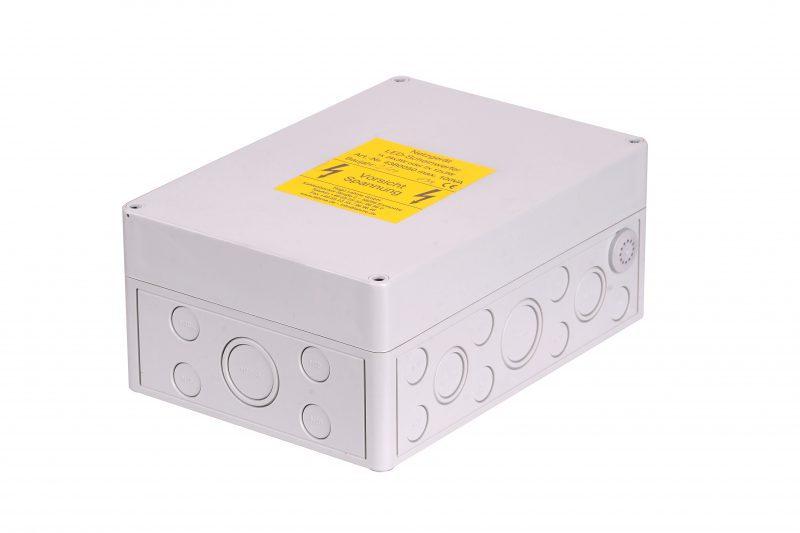 Модулятор (блок питания) 12 В, 50 ВА, для 8 светодиодных прожекторов Power-LED 4 X 3 Вт