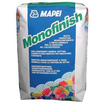 MONOFINISH, цем. стр. раствор обычного схватывания д/затирки бетона, 22 кг