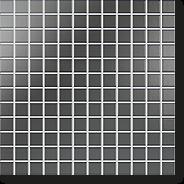 Мозаика New York Cool-Silver, 24x24x6,5 мм, серебристый