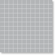 Мозаика New York Мetropolitan-Grey Matt, 24x24x6,5 мм, серый