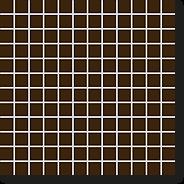 Мозаика New York Сasual-Blackbrown, 24x24x6,5 мм, черный