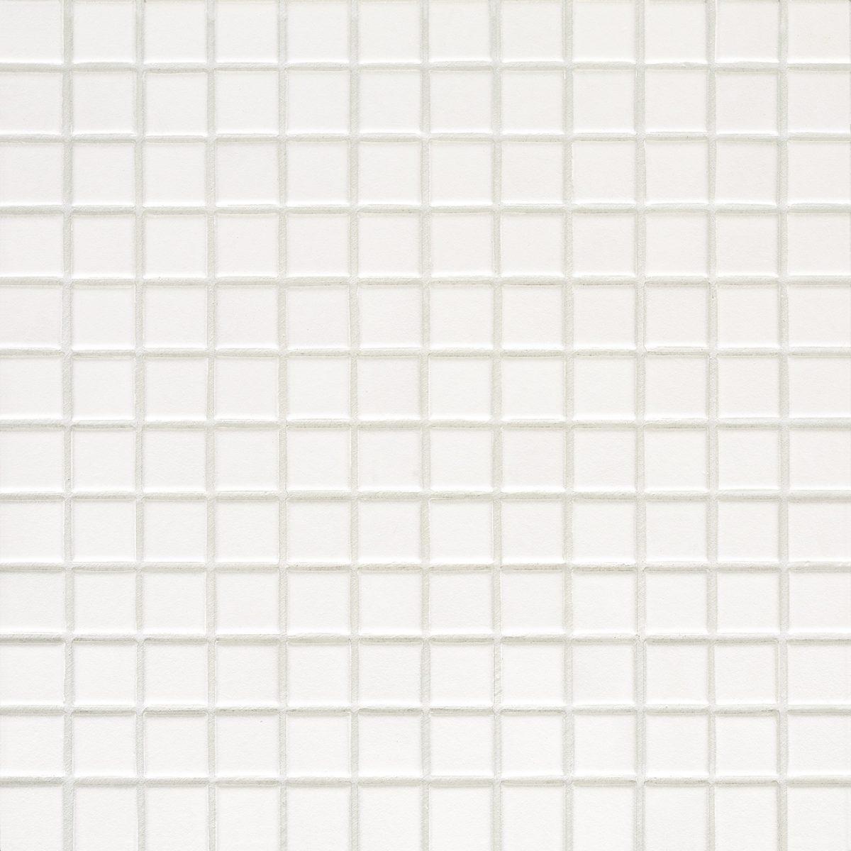 Мозаика серия Fresh 2,4 X 2,4 см Snow White Secura (противоскользящая R10/B)