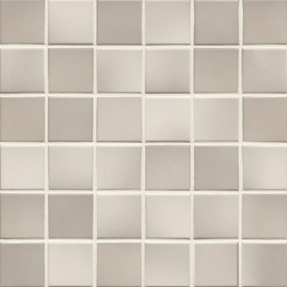 Мозаика серия Fresh 5,0 X 5,0 см Sand Mix Secura (противоскользящая R10/B)