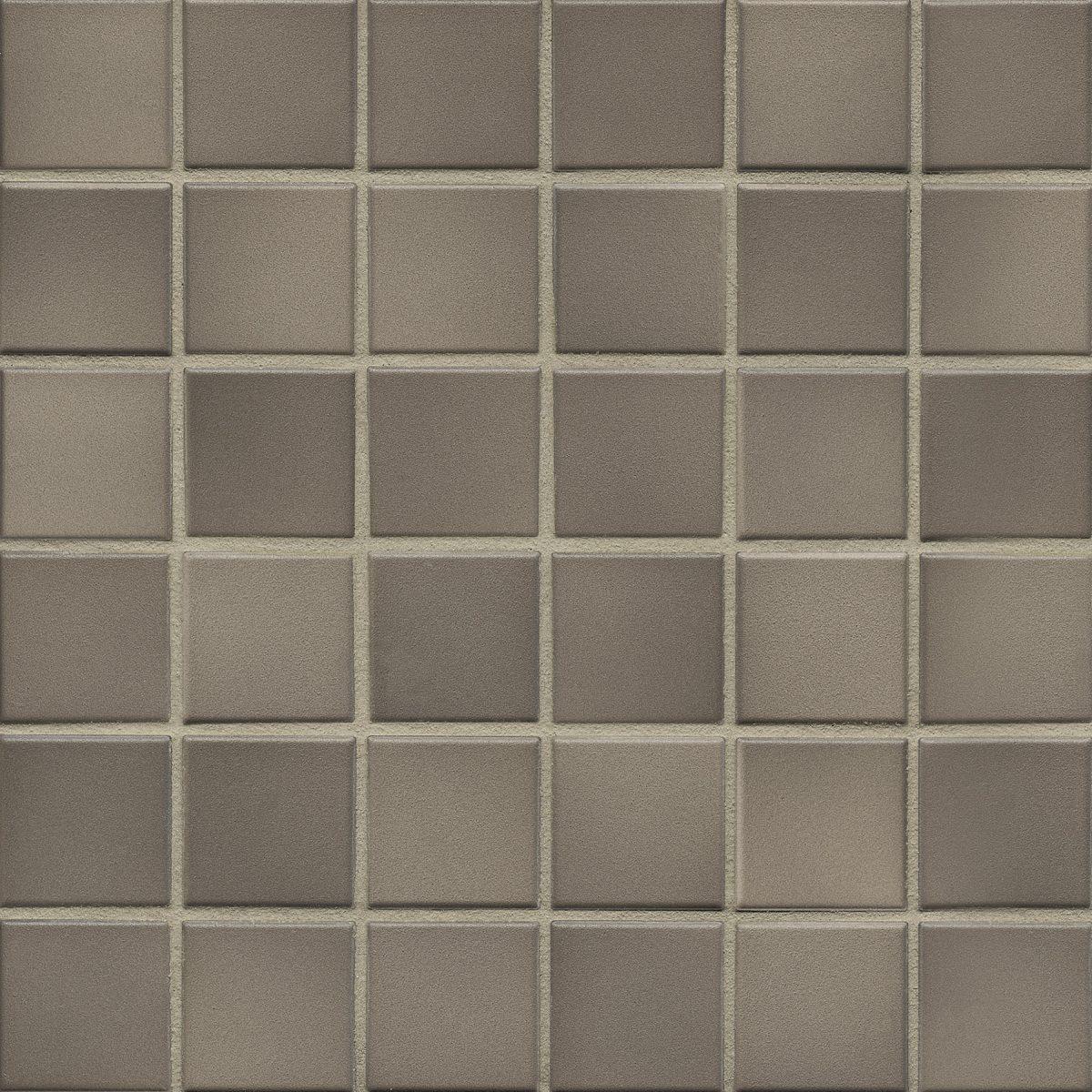 Мозаика серия Fresh 5,0 X 5,0 см Taupe Mix Secura (противоскользящая R10/B)