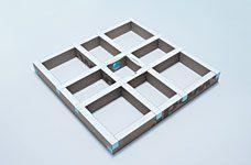 Набор для установки напольного элемента Fundo Primo Easy Set