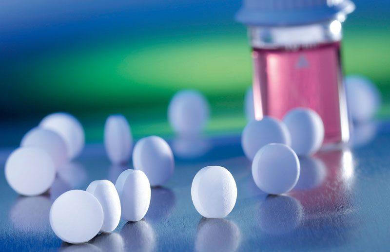 Набор таблетки DPD1Q и PHENOL RED для тестеров, свободный Cl + рН, 30 + 30 шт.