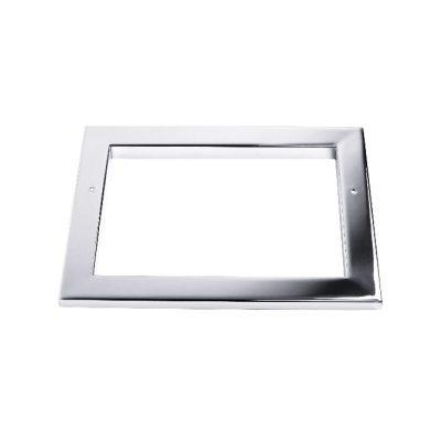 Накладка из нержавейющей стали для скиммера V4A Ocean De Luxe М5/PT, 211,7×264 мм