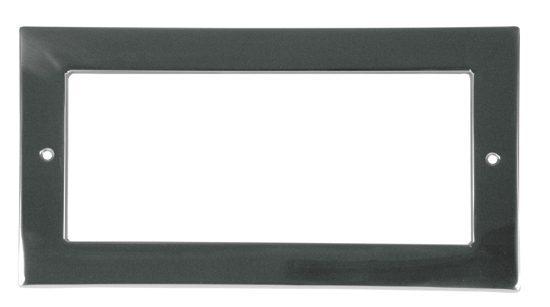 Накладка из нержавеющей стали для скиммера AllFit 350 мм