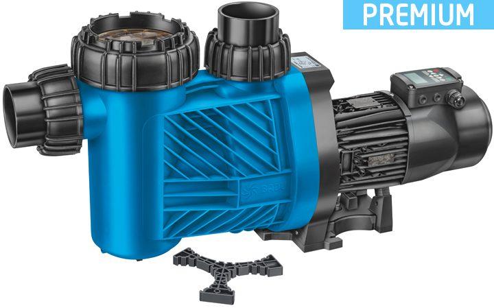 Насос BADU Eco Motion, 1~ 230 В, 0,25-2,50/0,20-2,20 кВт