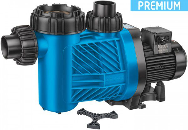 Насос BADU Prime 48, 3~ Y/? 400/230 В, 3,10/2,60 кВт