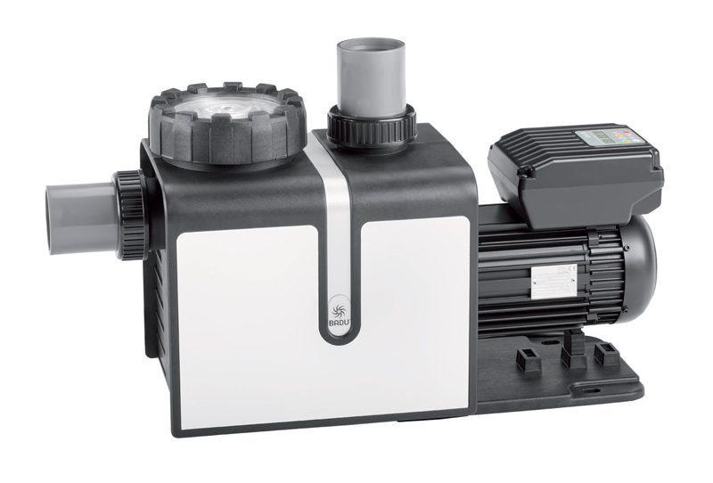 Насос BADU Profi Eco VS, 1~ 230 В,0,10-1,70/0,05-1,40 кВт