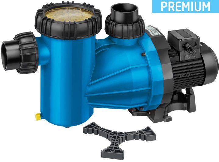 Насос BADU Resort 45, 3~ Y/? 400/230 В, 3,10/2,60 кВт, синий
