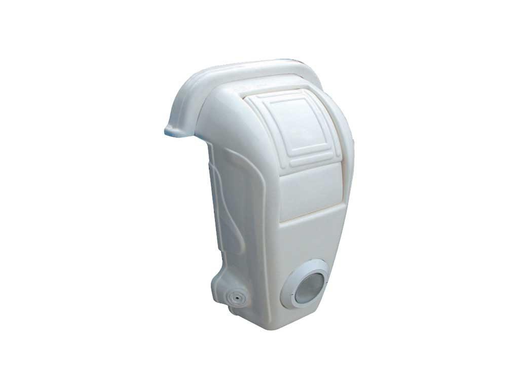 Навесной к-т фильтрации из ABS, с прожектором 100 Вт/12В, скиммер, кноп,1 под.форс. 2+1 всасыв.ф