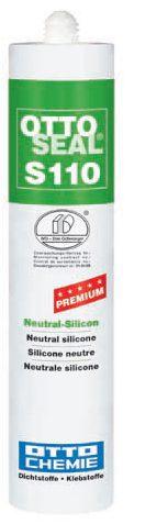 Нейтральный силикон премиум-класса OTTOSEAL S 110