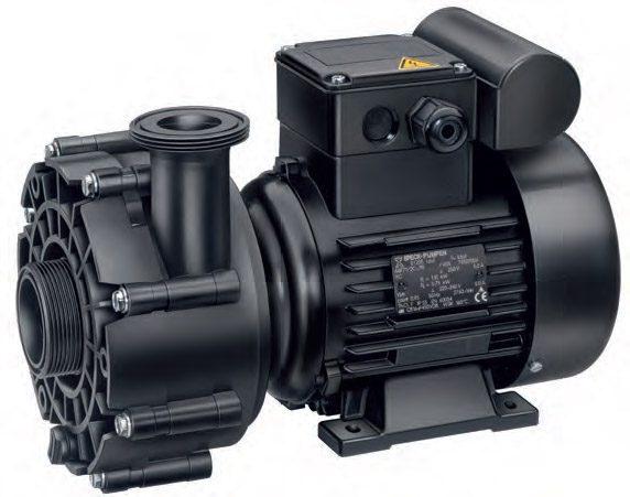 Нормальновсасывающий насос Speck BADU 21-40/55H9 G PU, 10 м3/ч, 230 В