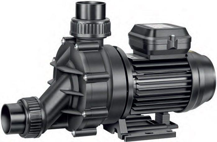 Нормальновсасывающий насос Speck BADU 45/11, 11 м3/ч, 230 В