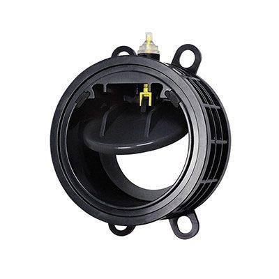 Обратный клапан ПВХ D75-2 1/2″ PN10, подпруж. хлопушка