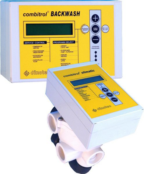Опция для Combitrol BACKWASH + IMPULS на 400 В или за управление работой 2 насосов