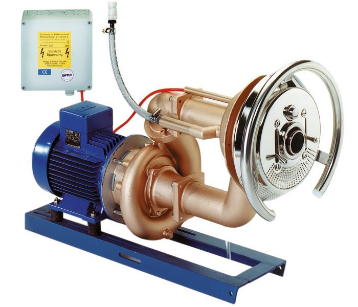 Основной комплект противотока Fitstar Taifun Compact, 3,4 кВт, 1050 л/мин