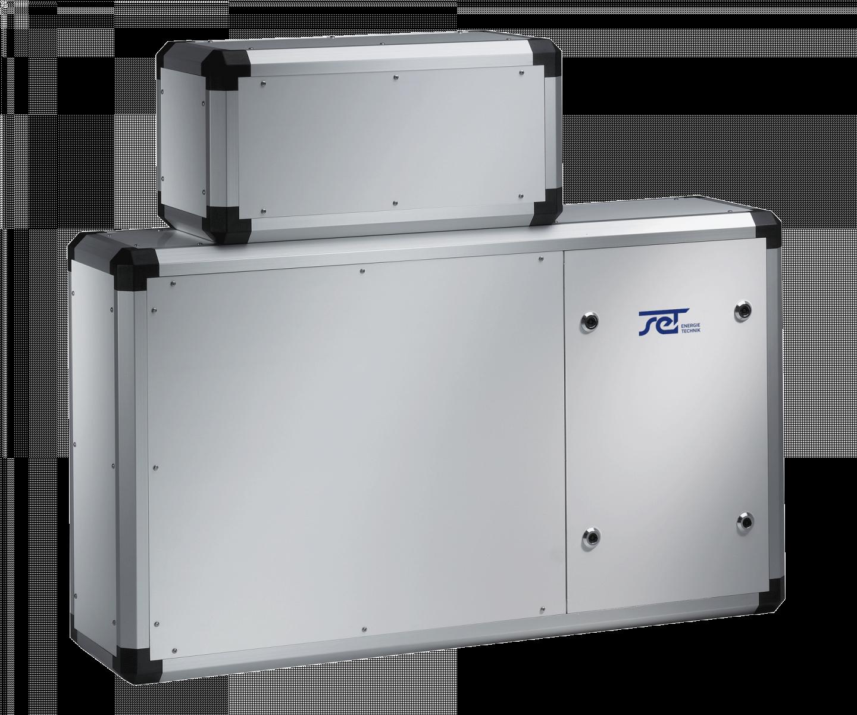 Осушитель воздуха 2501 Н, 550 м3/ч, 230 В, 2.2 кВт