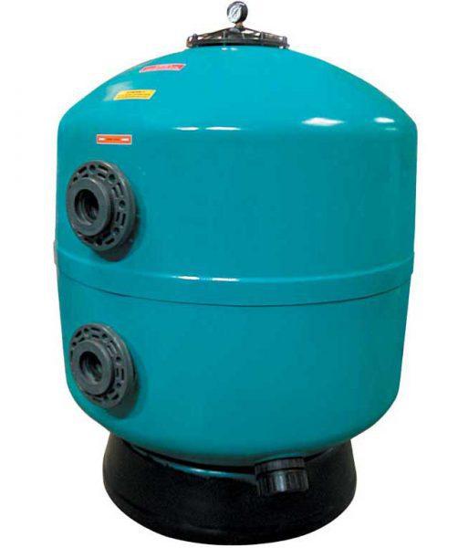 Песочный фильтр Filtrex, O 1000 мм, 40 м3/ч, без клапана, фланец O 75 мм