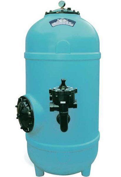 Песочный фильтр Filtrone HB PE, O 500 мм, 7 — 10 м3/ч