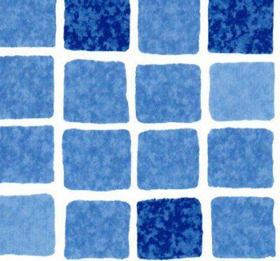 Пленка «STG 200 ANTISLIP синяя мoзаика (mosaic Blue)», 10х1,65 мnew
