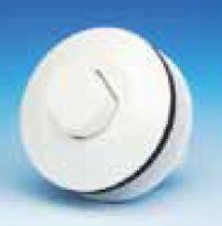 """PN- кнопка, для блоков пневматического включения,1 1/4"""", белая"""
