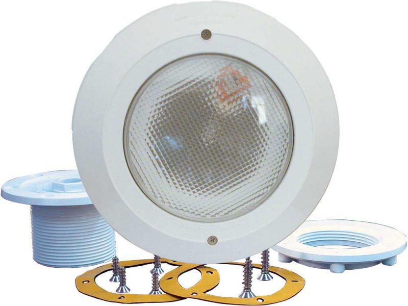 Подводный галогенный прожектор FLAT 100 Вт, 12В, пленка