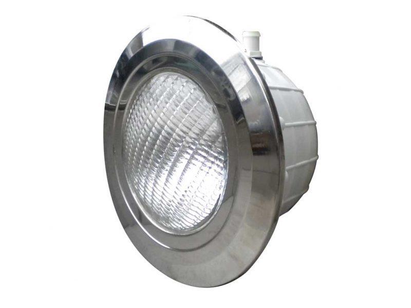 Подводный прожектор Standart 95, PAR56, 300 Вт 12 В, лиц. панель нерж. сталь