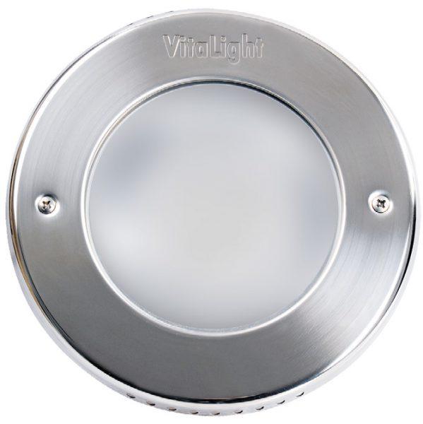 Подводный прожектор Vitalight галогенный, 2 х 50Вт, 12В, O270мм