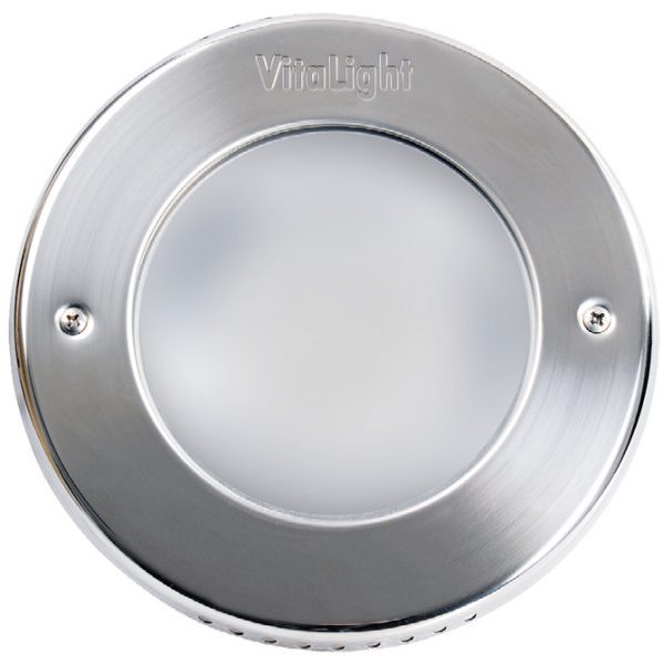 Подводный прожектор Vitalight галогенный, 2 х 65Вт, 12В, O270мм
